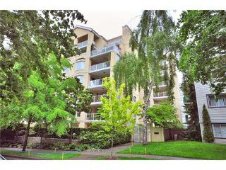 Main Photo: # 507 1263 BARCLAY ST in Vancouver: West End VW Condo for sale (Vancouver West)  : MLS®# V1033917