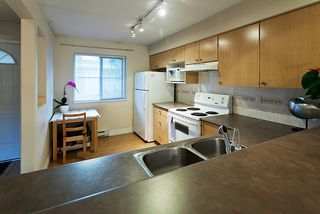 Photo 6: 25 222 Tenth Street in New Westminster: Uptown NW Townhouse for sale : MLS®# V1040727