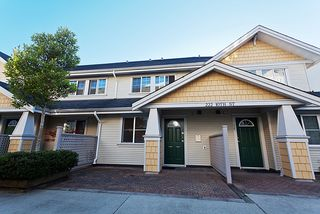 Photo 11: 25 222 Tenth Street in New Westminster: Uptown NW Townhouse for sale : MLS®# V1040727