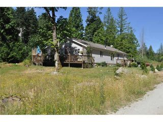 Photo 1: 7668 SUNSHINE COAST Highway in Halfmoon Bay: Halfmn Bay Secret Cv Redroofs Manufactured Home for sale (Sunshine Coast)  : MLS®# V1073433