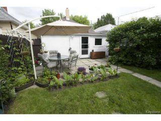 Photo 18: 111 Bristol Avenue in WINNIPEG: St Boniface Residential for sale (South East Winnipeg)  : MLS®# 1416232