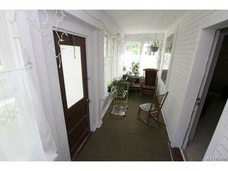 Photo 13: 111 Bristol Avenue in WINNIPEG: St Boniface Residential for sale (South East Winnipeg)  : MLS®# 1416232