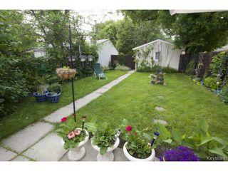 Photo 19: 111 Bristol Avenue in WINNIPEG: St Boniface Residential for sale (South East Winnipeg)  : MLS®# 1416232