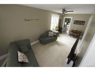 Photo 3: 111 Bristol Avenue in WINNIPEG: St Boniface Residential for sale (South East Winnipeg)  : MLS®# 1416232