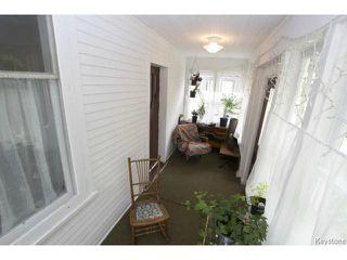 Photo 14: 111 Bristol Avenue in WINNIPEG: St Boniface Residential for sale (South East Winnipeg)  : MLS®# 1416232