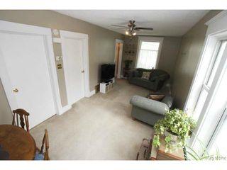 Photo 2: 111 Bristol Avenue in WINNIPEG: St Boniface Residential for sale (South East Winnipeg)  : MLS®# 1416232