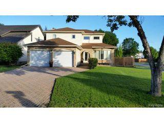 Photo 1: 55 Middlehurst Crescent in WINNIPEG: North Kildonan Residential for sale (North East Winnipeg)  : MLS®# 1417879