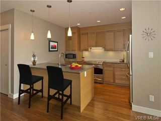 Photo 4: 202 9820 Seaport Place in SIDNEY: Si Sidney North-East Townhouse for sale (Sidney)  : MLS®# 340489