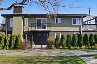 Main Photo: 4938 Prince Albert in Vancouver: Fraser VE House for sale (Vancouver West)  : MLS®# V1114654