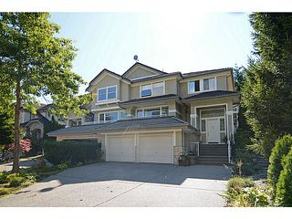 Photo 1: 2007 PARKWAY BV in Coquitlam: Westwood Plateau House Duplex for sale : MLS®# V1138573
