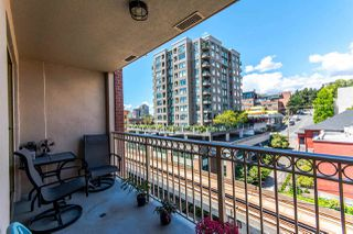 Photo 13: 807 680 CLARKSON STREET in New Westminster: Downtown NW Condo for sale : MLS®# R2094673