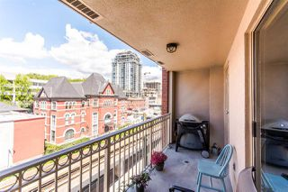 Photo 14: 807 680 CLARKSON STREET in New Westminster: Downtown NW Condo for sale : MLS®# R2094673