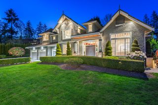 Main Photo: 756 Southborough Drive in West Vancouver: British Properties House for sale : MLS®# R2327272