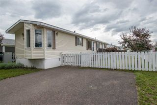 """Main Photo: 21 3278 3RD Avenue in Smithers: Smithers - Town Manufactured Home for sale in """"Park Place"""" (Smithers And Area (Zone 54))  : MLS®# R2388334"""
