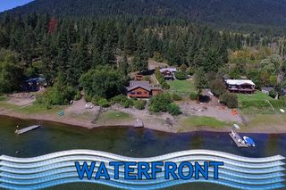 Main Photo: 1457 Little Shuswap Lake Road in Chase: Little Shuswap Lake House for sale : MLS®# 10191524