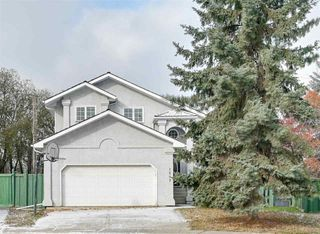 Main Photo: 1019 FALCONER Road in Edmonton: Zone 14 House for sale : MLS®# E4177516