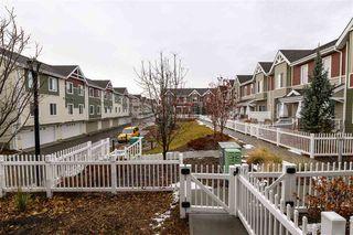 Photo 28: 38 2003 RABBIT HILL Road in Edmonton: Zone 14 Townhouse for sale : MLS®# E4179724