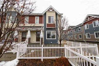 Photo 1: 38 2003 RABBIT HILL Road in Edmonton: Zone 14 Townhouse for sale : MLS®# E4179724