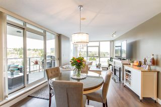 Photo 5: 902-2225 Holdom Ave in Burnaby: Condo for sale (Burnaby North)  : MLS®# R2463125