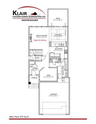 Photo 2: 186 Cavanagh Common in Edmonton: Zone 55 House for sale : MLS®# E4208200