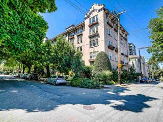 """Main Photo: 52 1101 NICOLA Street in Vancouver: West End VW Condo for sale in """"QUEEN CHARLOTTE"""" (Vancouver West)  : MLS®# R2484179"""