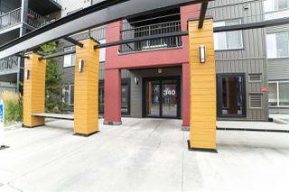 Photo 2: 313 340 WINDERMERE Road in Edmonton: Zone 56 Condo for sale : MLS®# E4213558