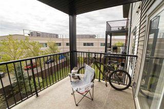 Photo 33: 313 340 WINDERMERE Road in Edmonton: Zone 56 Condo for sale : MLS®# E4213558