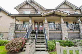 "Main Photo: 36 9525 204TH Street in Langley: Walnut Grove Townhouse for sale in ""TIME"" : MLS®# R2498962"