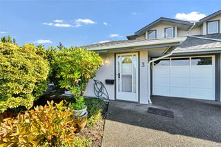 Photo 2: 3 1717 Blair Ave in : SE Lambrick Park Row/Townhouse for sale (Saanich East)  : MLS®# 856505