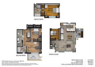 Photo 35: 2705 W 5TH AVENUE in Vancouver: Kitsilano 1/2 Duplex for sale (Vancouver West)  : MLS®# R2497295