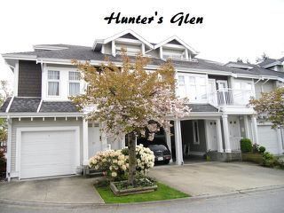 "Photo 1: 18 9036 208TH Street in Langley: Walnut Grove Townhouse for sale in ""Hunter's Glen"" : MLS®# F1211739"