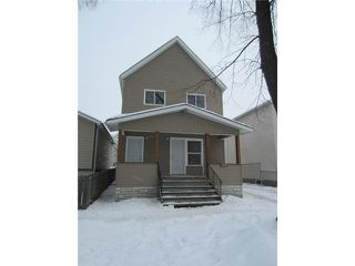 Photo 1: 539 Pritchard Avenue in WINNIPEG: North End Residential for sale (North West Winnipeg)  : MLS®# 1224373