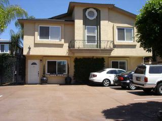 Photo 1: NORTH PARK Home for sale or rent : 1 bedrooms : 3747 32nd #7 in San Diego