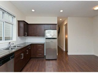 "Photo 5: 6 19551 66TH Avenue in Surrey: Clayton Townhouse for sale in ""Manhattan Skye"" (Cloverdale)  : MLS®# F1307026"