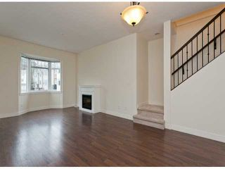 "Photo 3: 6 19551 66TH Avenue in Surrey: Clayton Townhouse for sale in ""Manhattan Skye"" (Cloverdale)  : MLS®# F1307026"