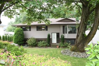 Photo 1: 34782 MARSHALL Road in Abbotsford: Abbotsford East House for sale : MLS®# F1314324