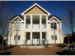 Photo 3: # 74 17097 64TH AV in Surrey: Cloverdale BC Townhouse for sale (Cloverdale)  : MLS®# F1326003