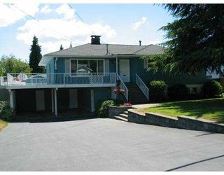"""Main Photo: 2240 HAVERSLEY AV in Coquitlam: Coquitlam East House for sale in """"COQUITLAM EAST"""" : MLS®# V602462"""
