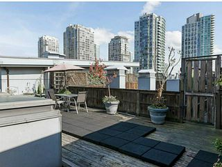 Photo 15: # 305 1066 HAMILTON ST in Vancouver: Yaletown Condo for sale (Vancouver West)  : MLS®# V1056942