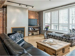 Photo 7: # 305 1066 HAMILTON ST in Vancouver: Yaletown Condo for sale (Vancouver West)  : MLS®# V1056942