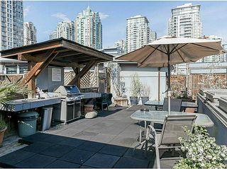 Photo 14: # 305 1066 HAMILTON ST in Vancouver: Yaletown Condo for sale (Vancouver West)  : MLS®# V1056942