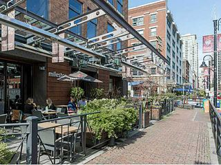 Photo 16: # 305 1066 HAMILTON ST in Vancouver: Yaletown Condo for sale (Vancouver West)  : MLS®# V1056942