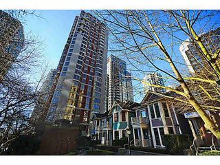 "Photo 1: 1905 867 HAMILTON Street in Vancouver: Downtown VW Condo for sale in ""JARDINES LOOKOUT"" (Vancouver West)  : MLS®# V1077240"