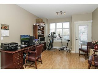 "Photo 19: 52 7155 189 Street in Surrey: Clayton Townhouse for sale in ""BACARA"" (Cloverdale)  : MLS®# F1420610"