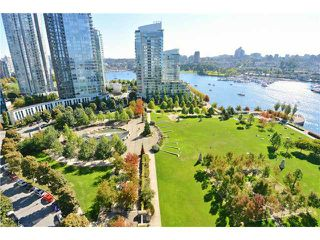 Photo 6: 1806 638 Beach Crescent in Vancouver: Yaletown Condo for sale (Vancouver West)  : MLS®# V1079346
