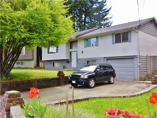 Photo 1: 1446 MCDONALD PL in Port Coquitlam: Lower Mary Hill House for sale : MLS®# V1119926