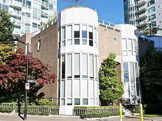 Photo 17: T5 1501 Howe Street in Vancovuer: Yaletown Townhouse for sale (Vancouver West)  : MLS®# V1087421