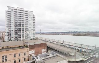 Photo 9: 906 14 BEGBIE STREET in New Westminster: Quay Condo for sale : MLS®# R2021399