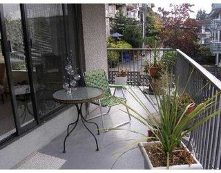 """Photo 5: 540 LONSDALE Ave in North Vancouver: Lower Lonsdale Condo for sale in """"GROSVENOR"""" : MLS®# V617289"""