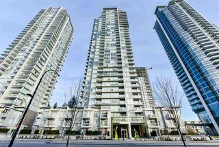 "Photo 1: 909 6588 NELSON Avenue in Burnaby: Metrotown Condo for sale in ""THE MET"" (Burnaby South)  : MLS®# R2398419"